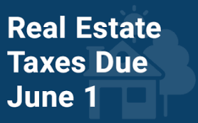 Tax Due June 1