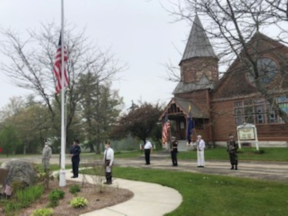 Worthington Veterans Memorial 2020