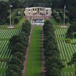 Normandy Veterans cemetery