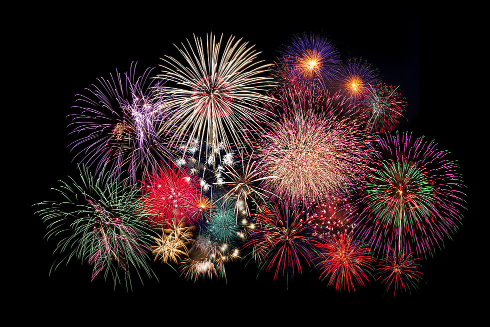 Fireworks Illegal in MA