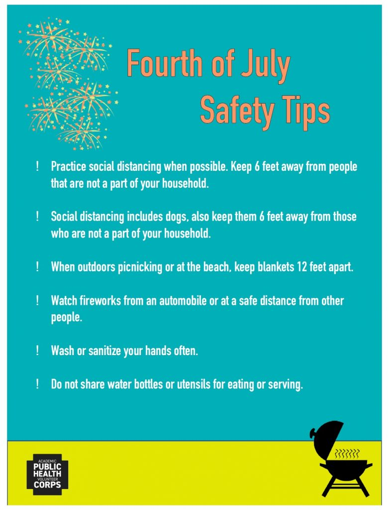 COVID-19 & Holiday Safety
