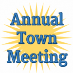 Annual Town Meeting graphic