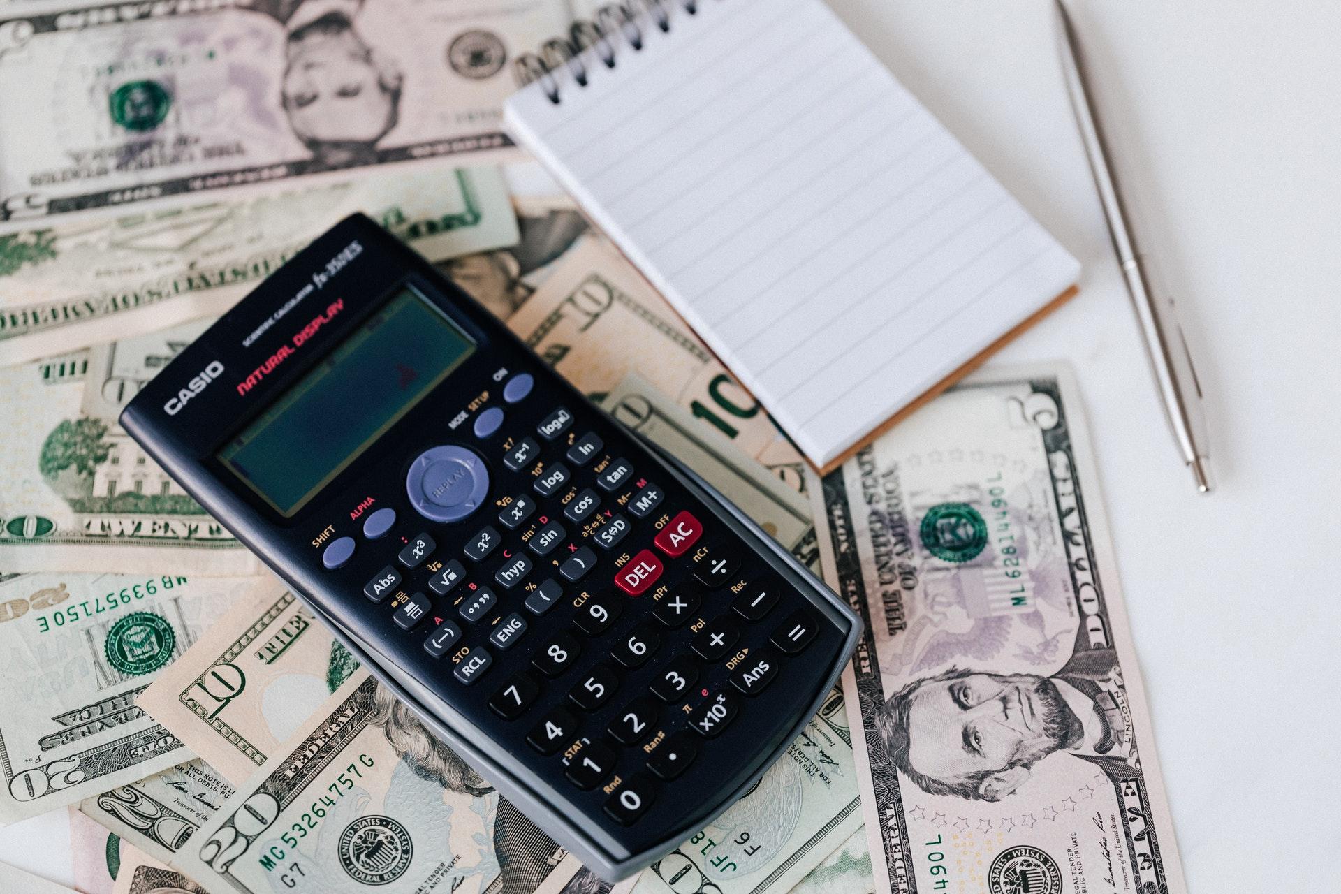 Cash & Calculator