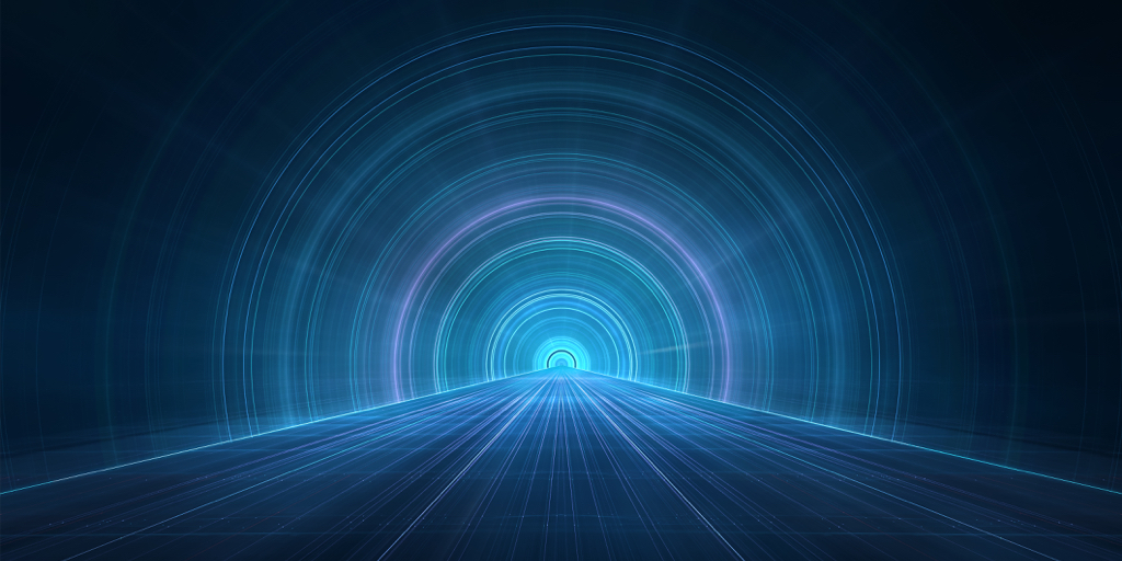 fiber highway image