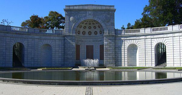 Women's memorial at Arlington National Cemetery