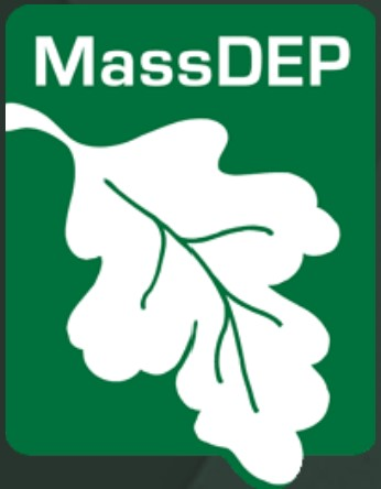 logo for MassDEP