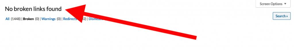 After: ProudCity broken link checker