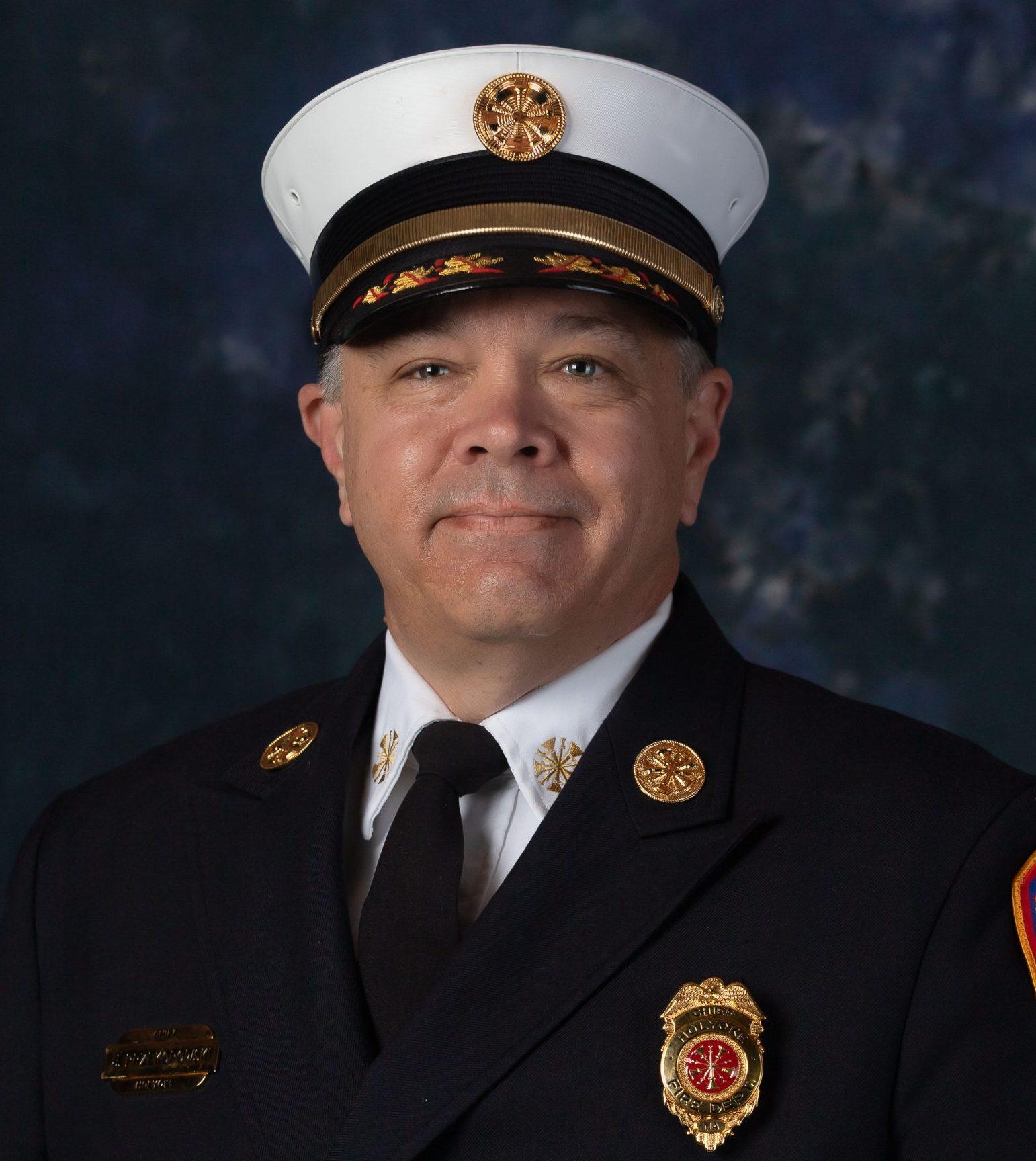 Chief Jeff Przekopowski