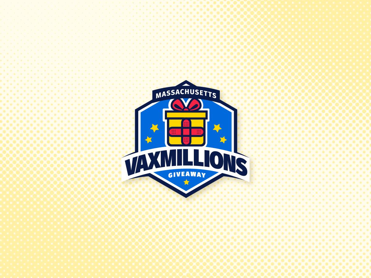 VaxMillions Giveaway Logo