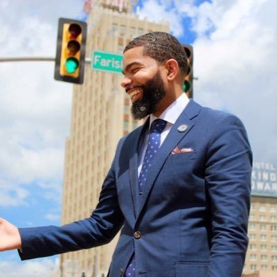 Mayor Chokwe Antar Lumumba