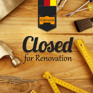 closed for renovation
