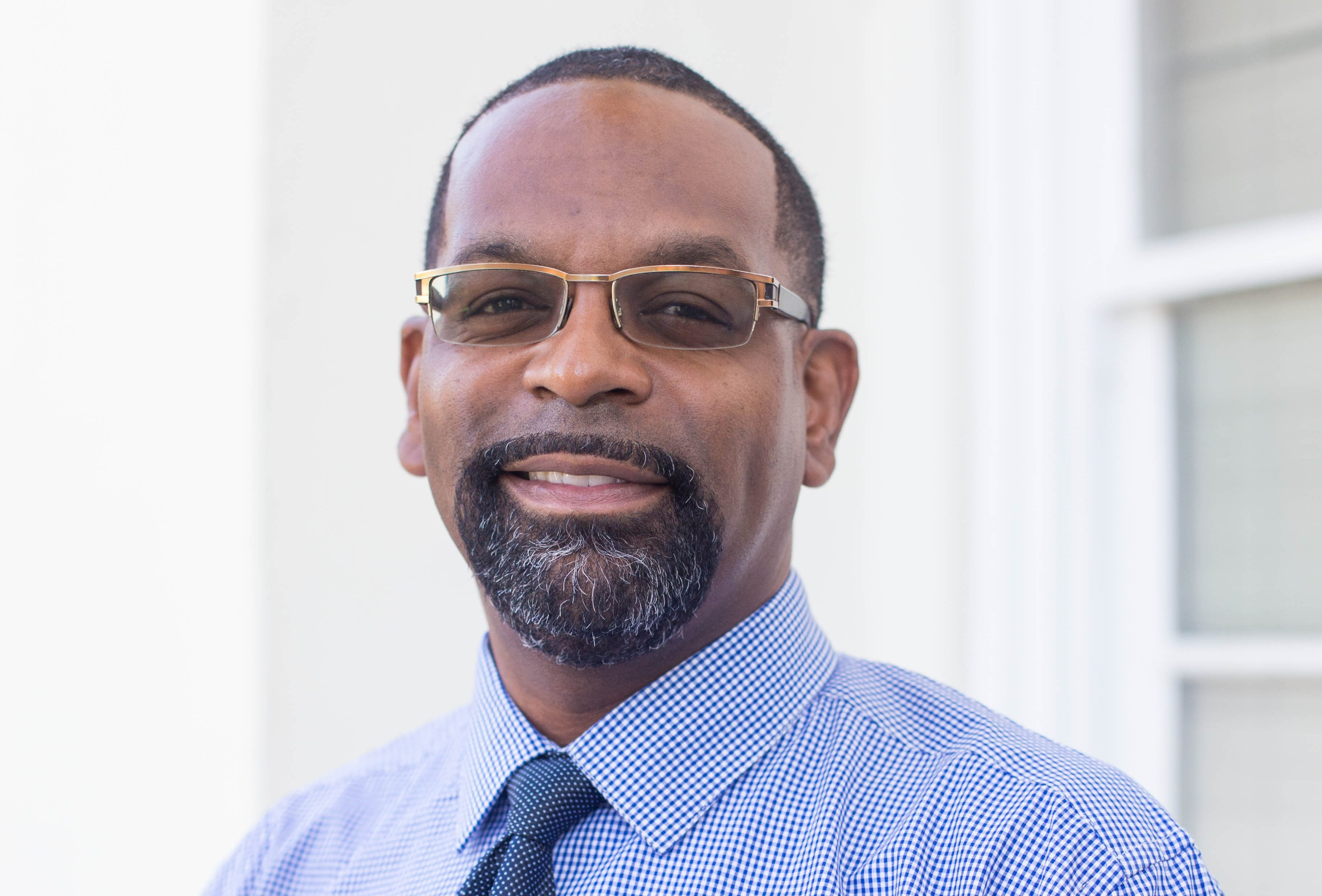 Tony Jones - Interim Deputy Director of Facilities Management