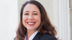 Carla Dazet, Deputy Director of Public Works