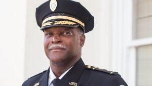 Deric Hearn, Deputy Chief