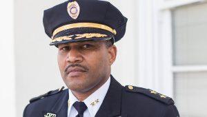 Tiny T. Harris, Deputy Chief