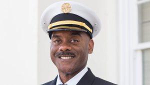 Charles Hughes, Deputy Chief
