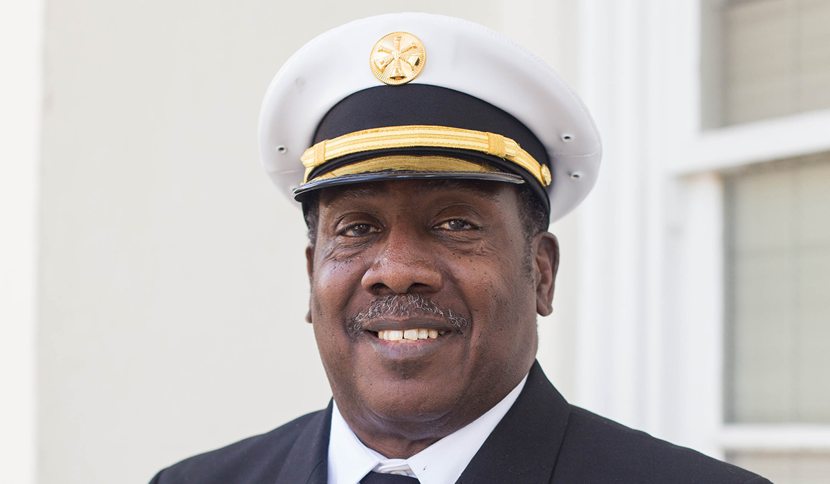 Billy F. Johnson, Division Fire Chief