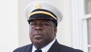 "Jerry ""JC"" Blount, Deputy Fire Chief"