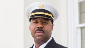 Patrick Armon, Assistant Fire Chief