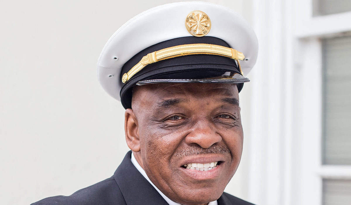 Willie G. Owens, Fire Chief