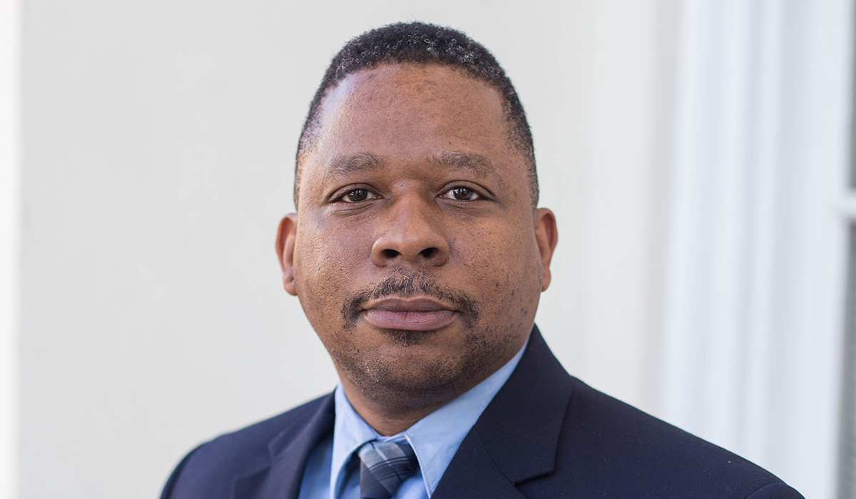 Fredrick Wilson, Deputy Director of IT
