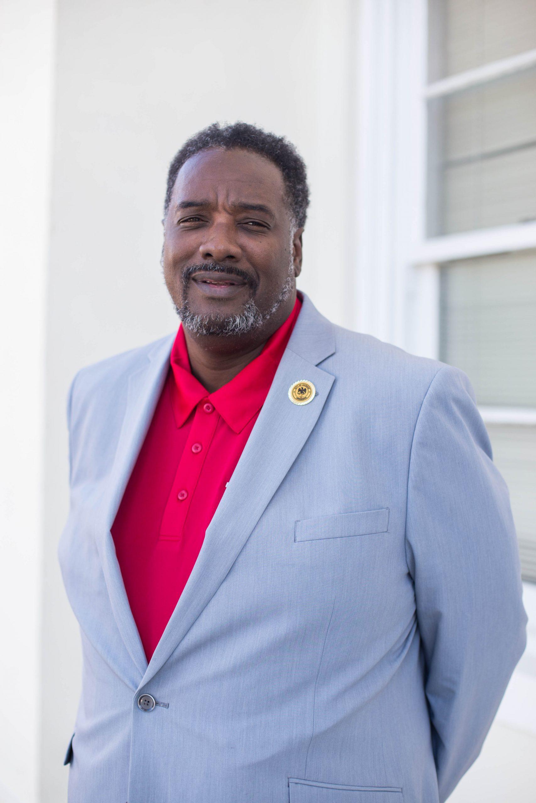 Ison B. Harris, Jr, Director of Parks & Recreation
