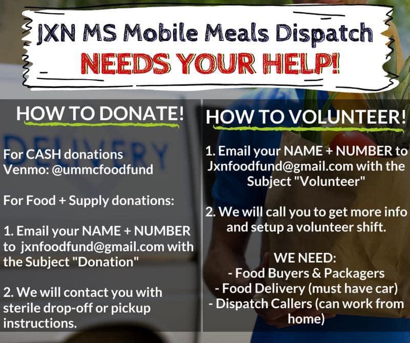 JXN Mobile Meals