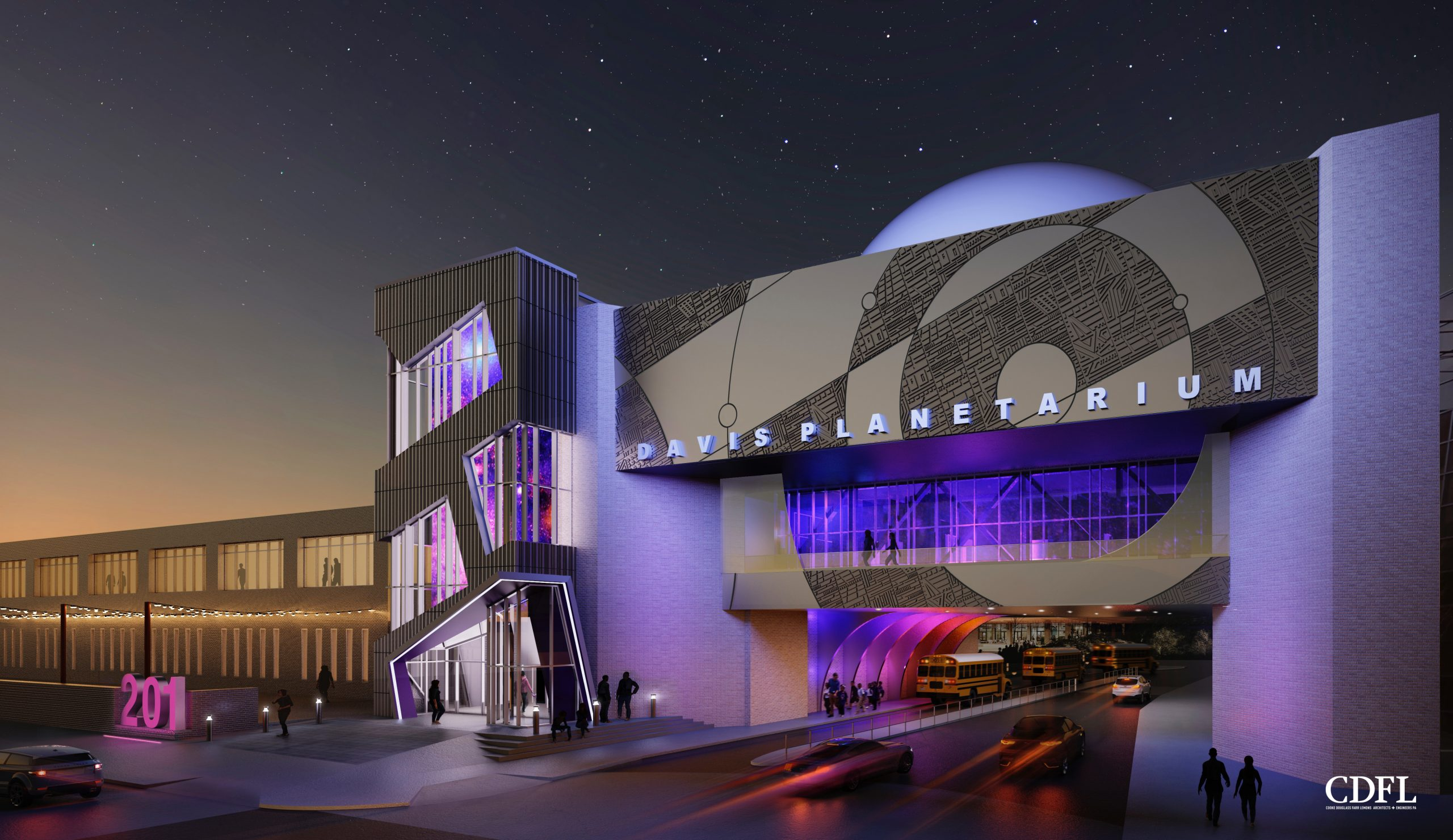PLANETARIUM MOCK UP