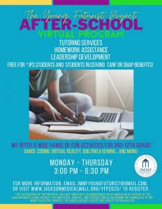 YFP afterschool program