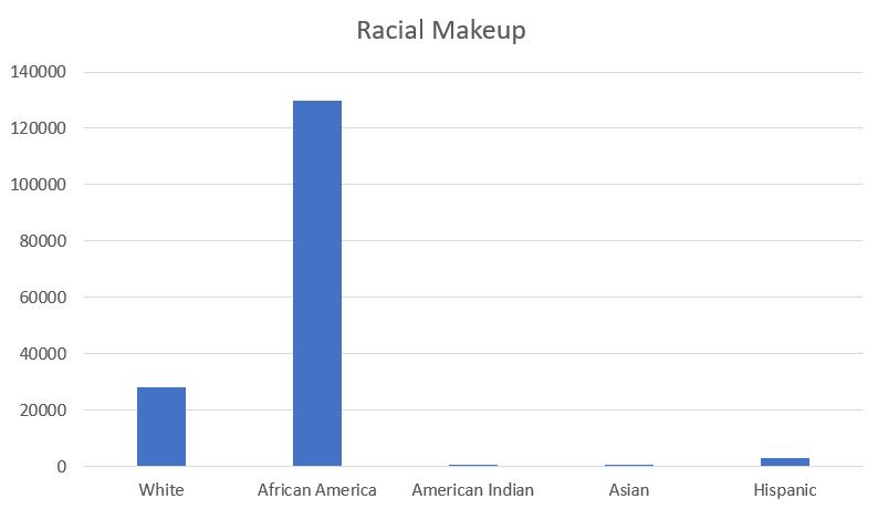 Racial Makeup