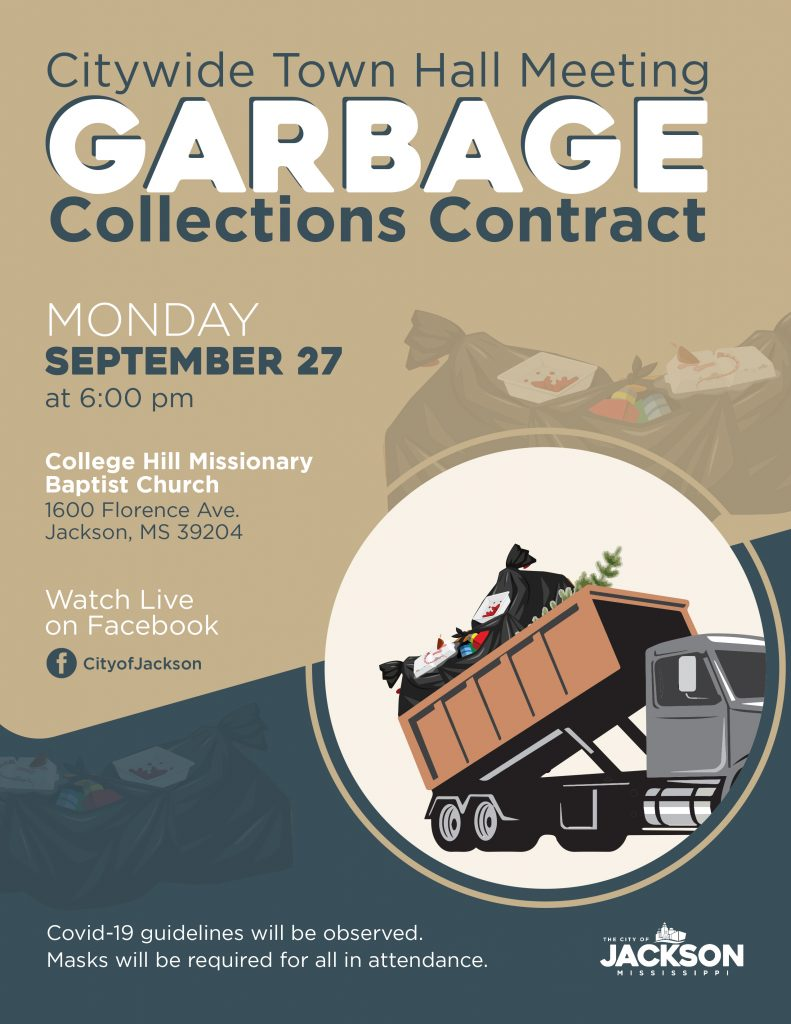 Garbage Collection Contract Image