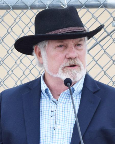 Larry Bush - Mayor