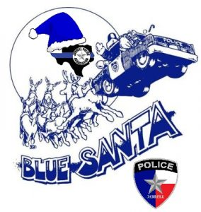 Jarrell Blue Santa