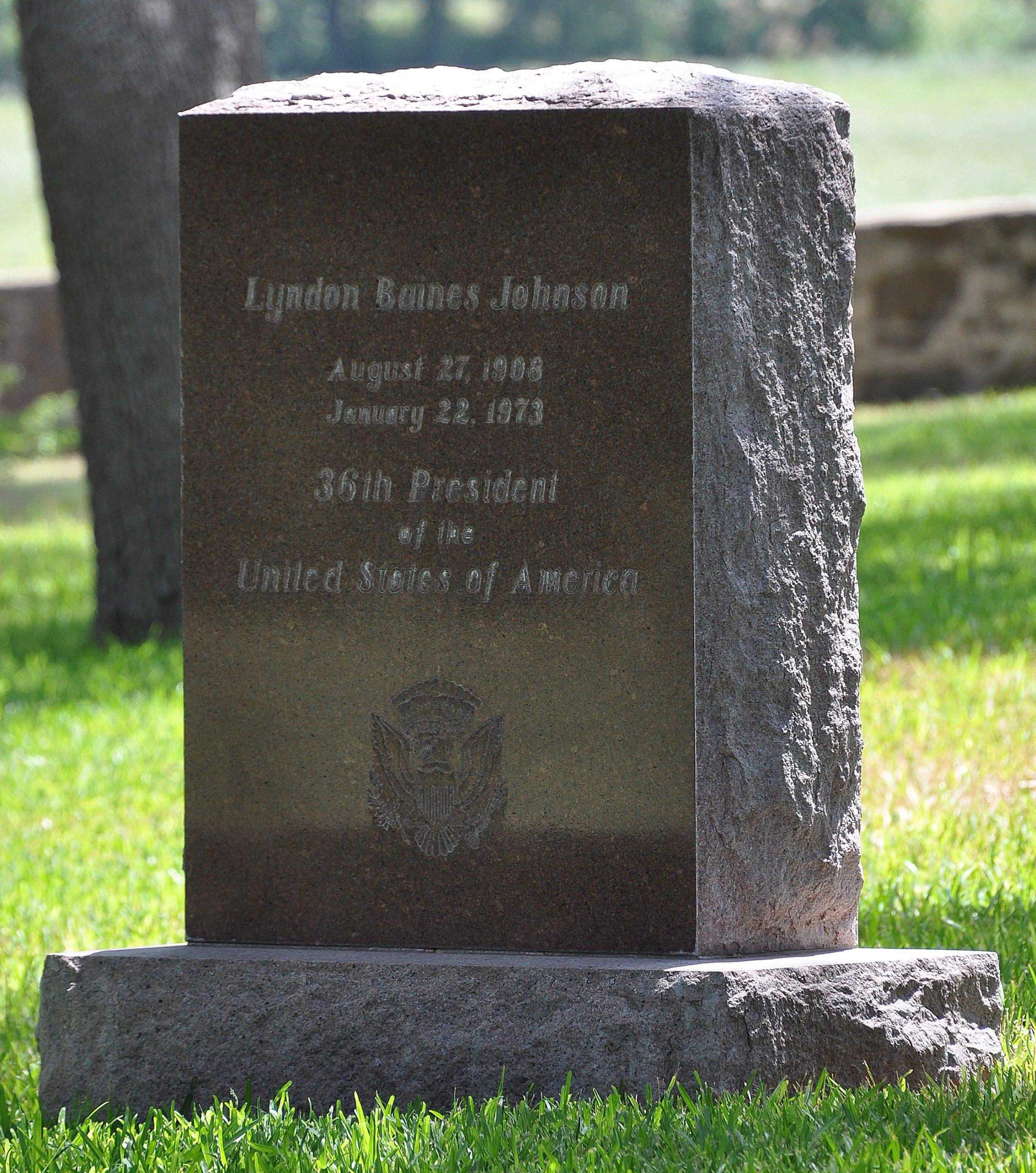 LBJ Gravesite