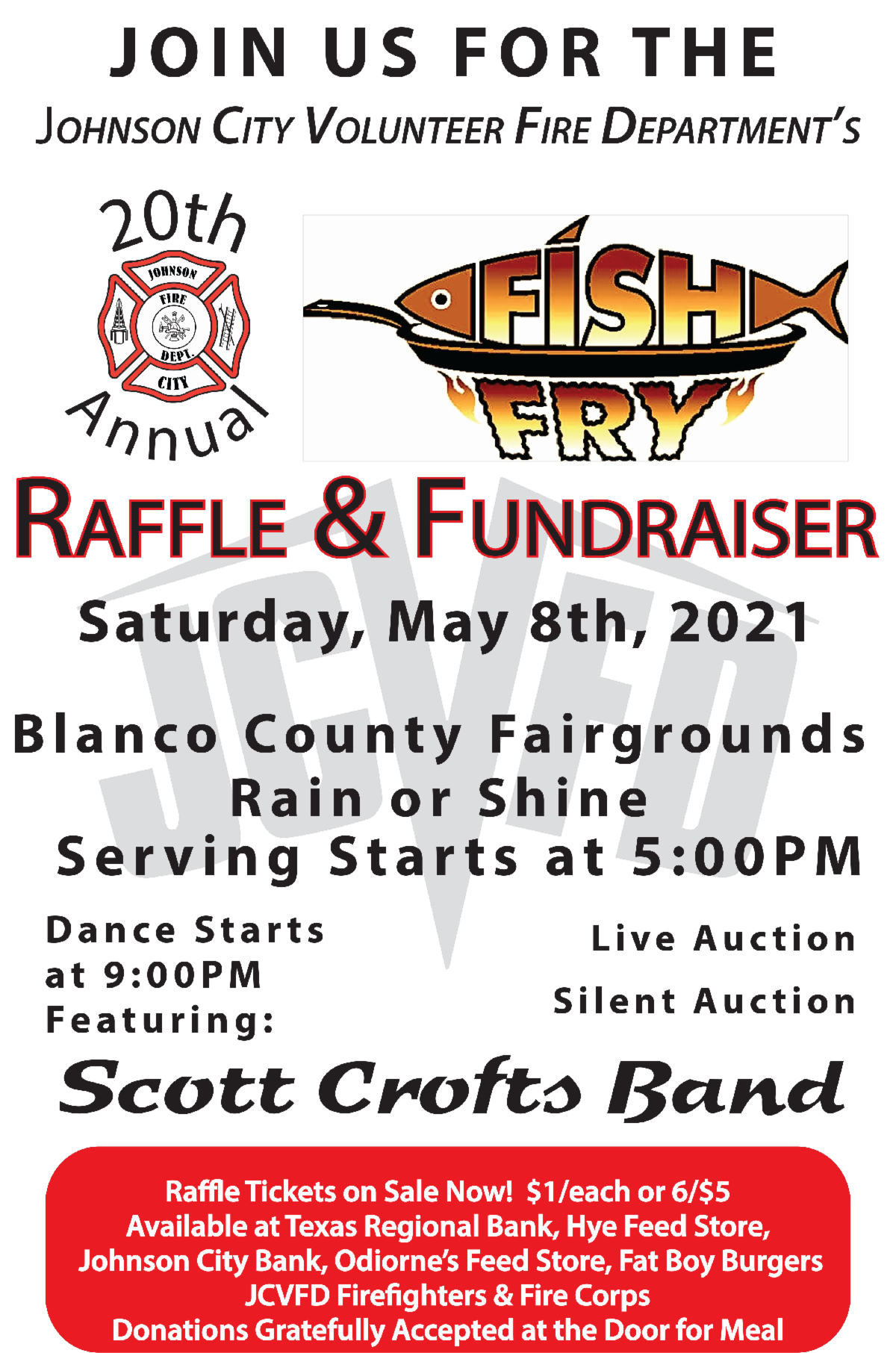 20th Annual Fish Fry
