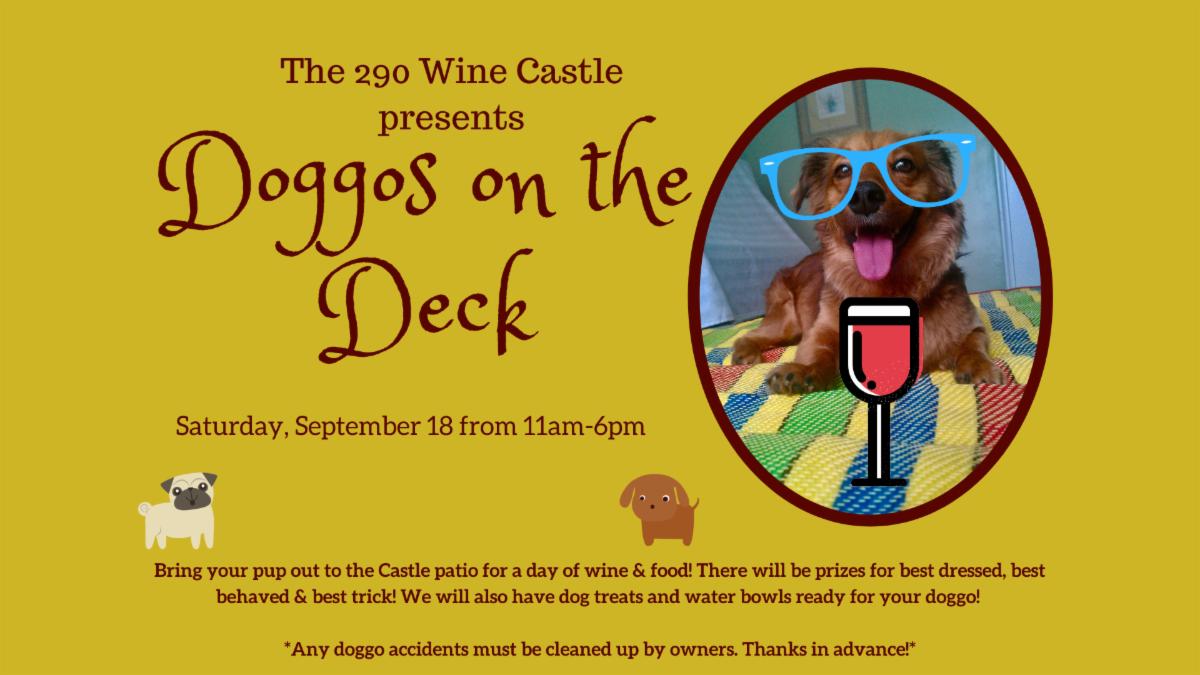 Doggos on the Deck