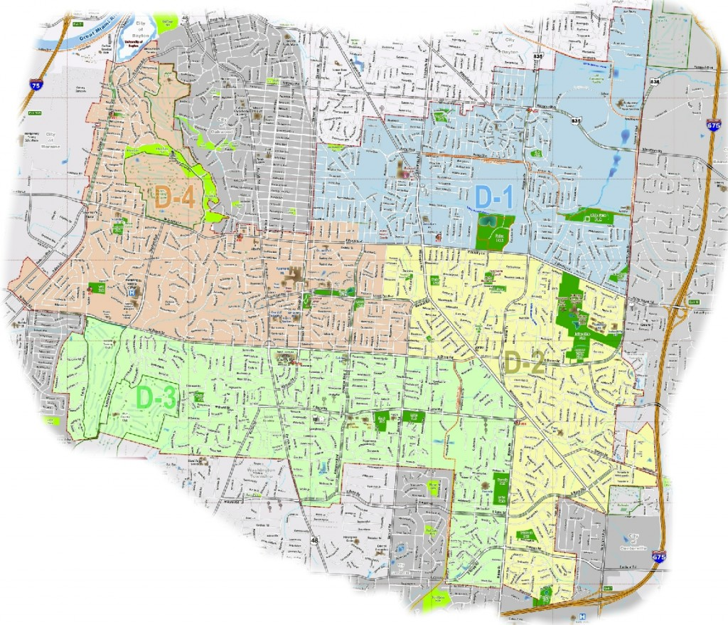 City Council Districts - Kettering on site map, local map, chapter map, street map, field map, class map, township map, metropolitan map, facility map, county map, parent map, school map, precinct map, deep loot map,