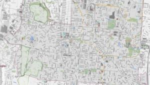 Image of Kettering Map