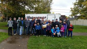 Make a Difference Day Volunteers