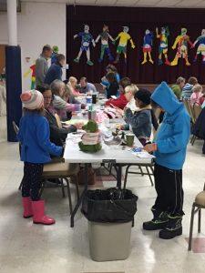 Volunteers at Greenmont Church