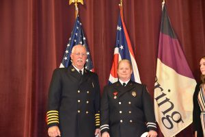 KFD Captain Promotion