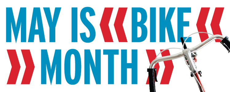 May is Bike Month in Kettering