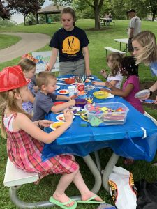 Volunteer Opportunities are available with Summer Camps