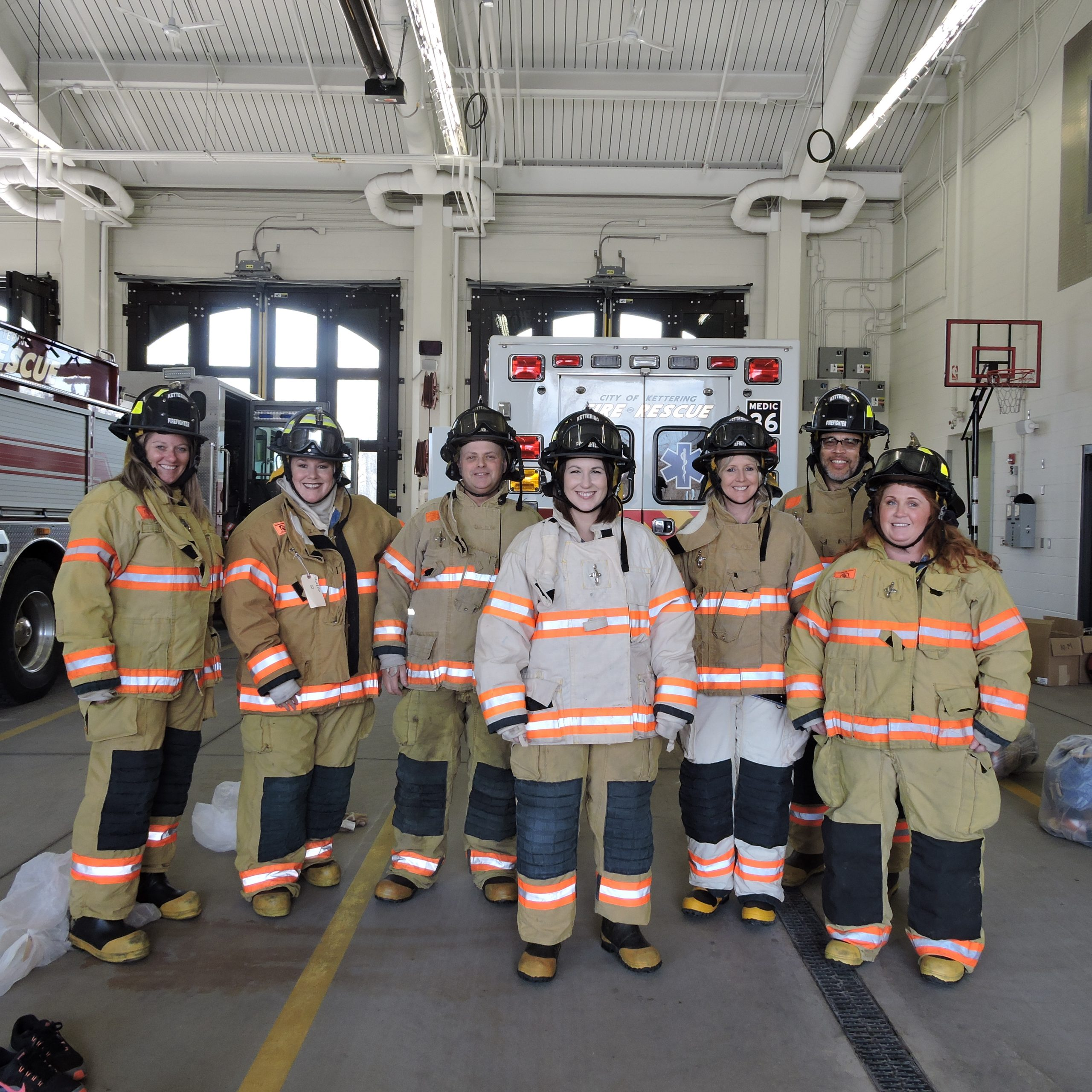 Kettering Leadership Academy at Fire Headquarters