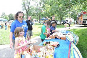 Oak Park Block Party