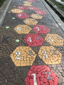 Haverstick Hopscotch Public Art