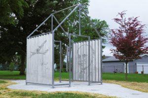 Oak Park Public Art Installation