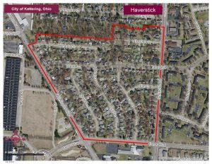 Haverstick Map