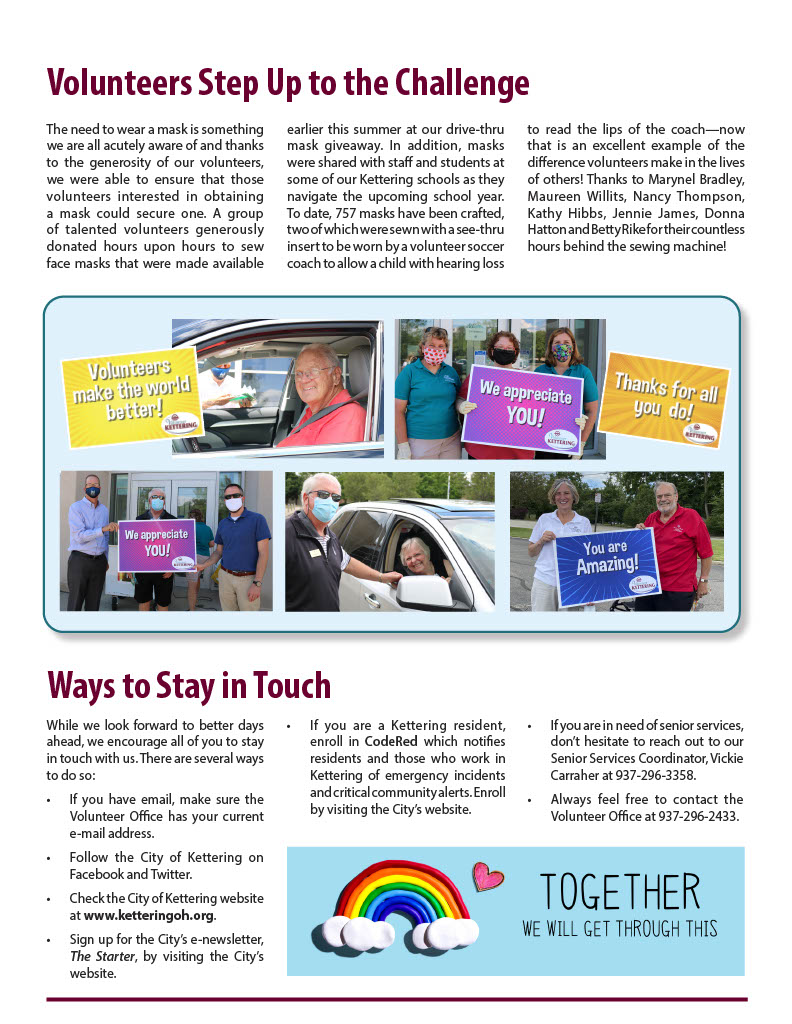 Fall Newsletter Page 3