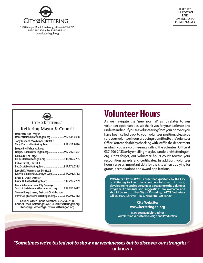 Fall Newsletter Page 4